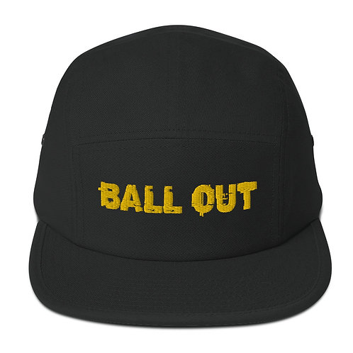 LUSU Desigs 5 Panel Camper Collection Ball Out Midas Label