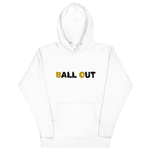 LUSU Designs Unisex Hoodie Collection Ball Out Combo Label II