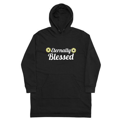 LUSU Designs Hoodie Dress Collection Eternally Blessed Label