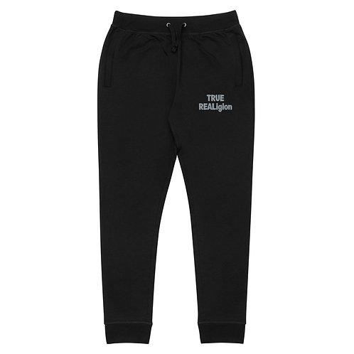 LUSU Deisgns Unisex Skinny Joggers True REALigion Platinum Label