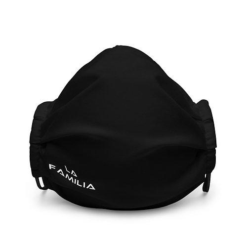 LUSU Designs Premium Face Mask La Familia Label II