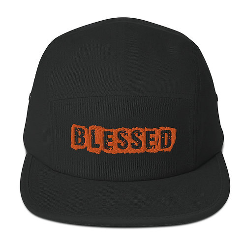 LUSU Designs 5 Panel Camper Collection Blessed Phoenix Label II