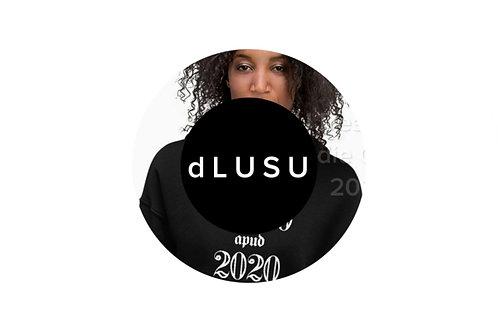 LUSU Designs Crop Hoodie Collection 2020 Label I