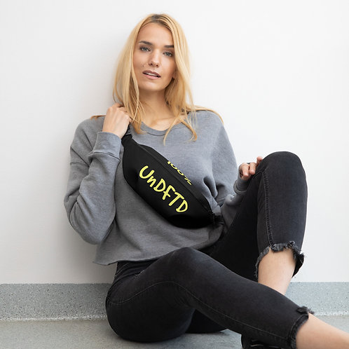 LUSU Designs Fanny Pack Collection UnDFTD Yellow Label II