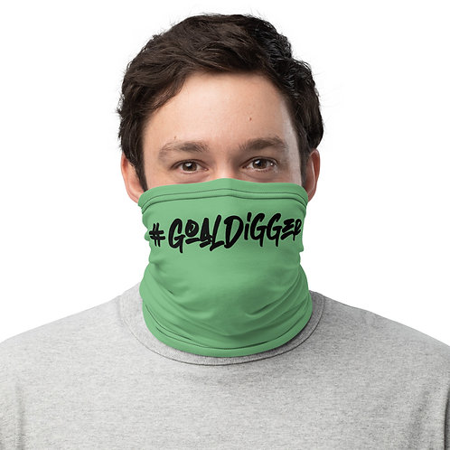 LUSU Designs Neck Gaiter #GoalDigger Label VIII