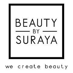 beauty by suraya logo zwart wit contra_e