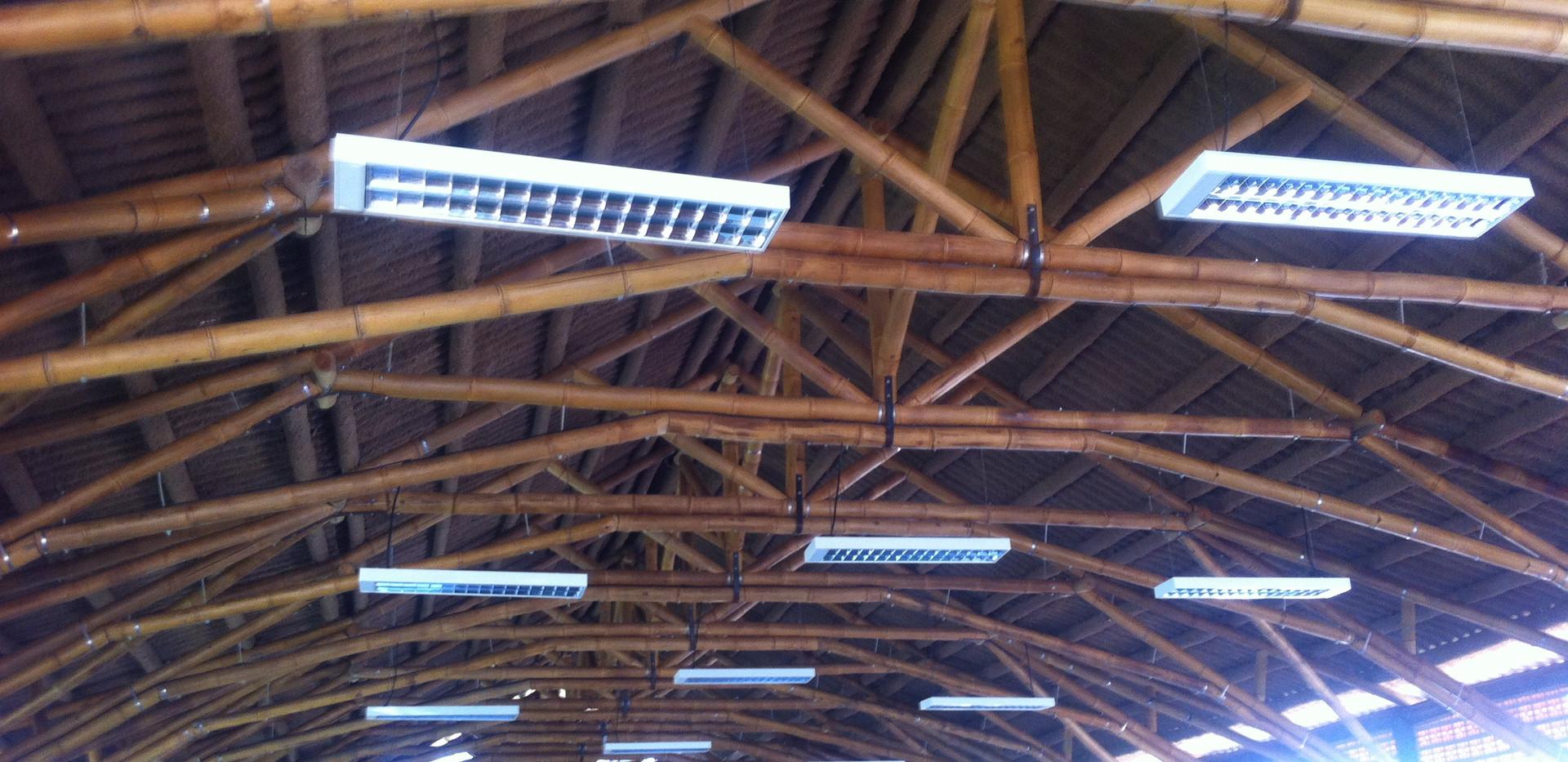 Galpão em bambu_05
