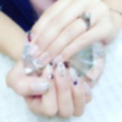 #beyourself #crystalsfromswarovski #nail
