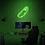 Thumbnail: Pickle Rick - Signe en néon LED