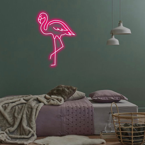 Big Flamingo