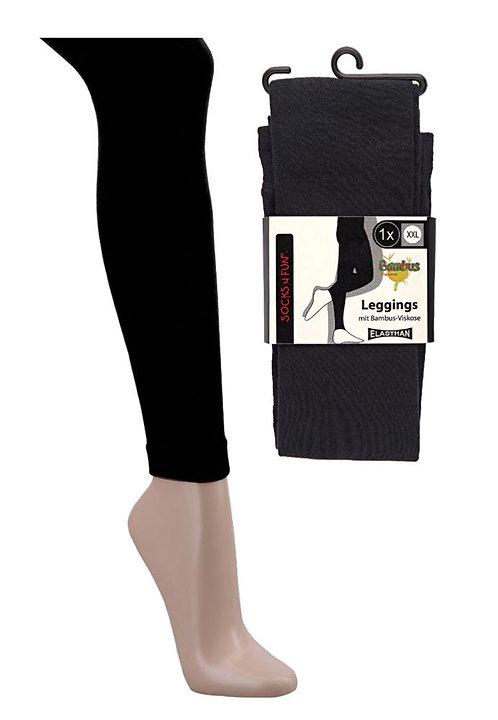 """Leggings """"BAMBUS"""" feine 200-Nadel-Qualität"""