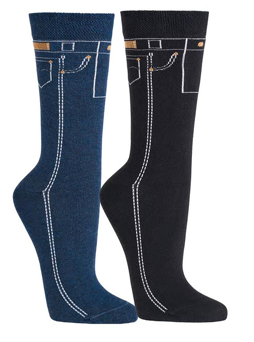 "Unisex Socken ""Jeans"""