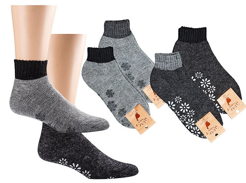Woll-Socken, Alpaka-Wolle, Damen, Teens und Herren