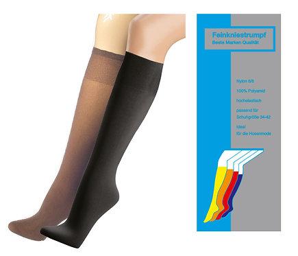 Knie-Fein-Strümpfe, 70 den