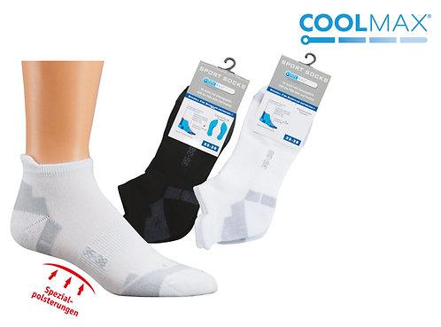 COOLMAX® Sneakers-Sport-Socken