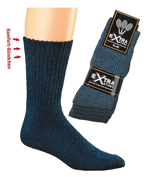 Sportsocken Texas Style Jeans-Mouline