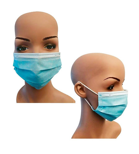 Mund-Nasen-Schutz - EINWEG * 10er-Pack