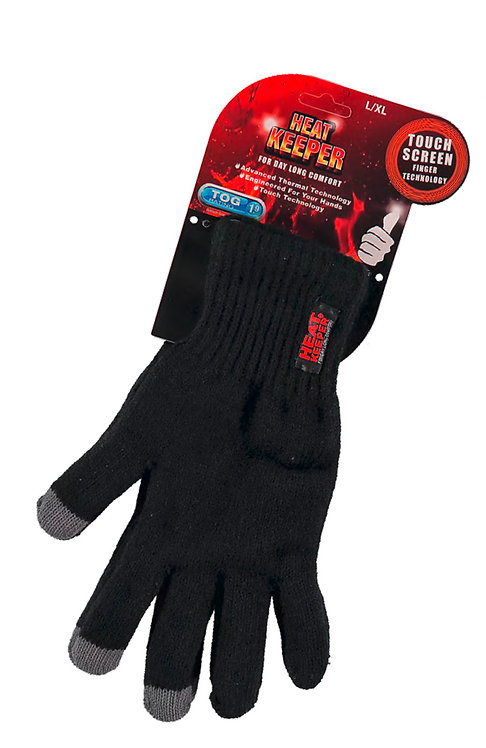 "HEAT KEEPER® Thermo-""I-touch""-Handschuhe"