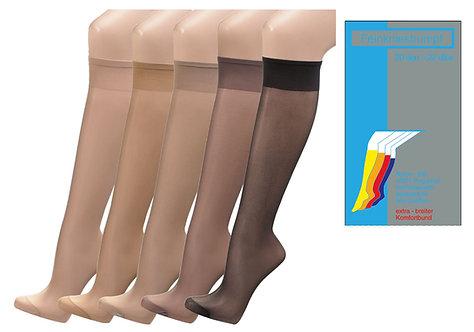 Knie-Fein-Strümpfe, 20 den