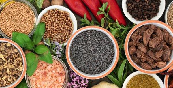 Freshly Made Seasonings & Spices