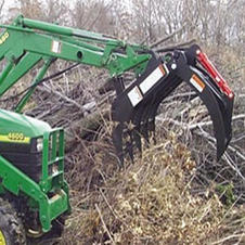 Tree Shearing & Grapple Work