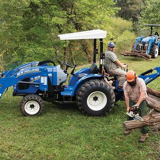 Tractor Svcs & Dirtwork