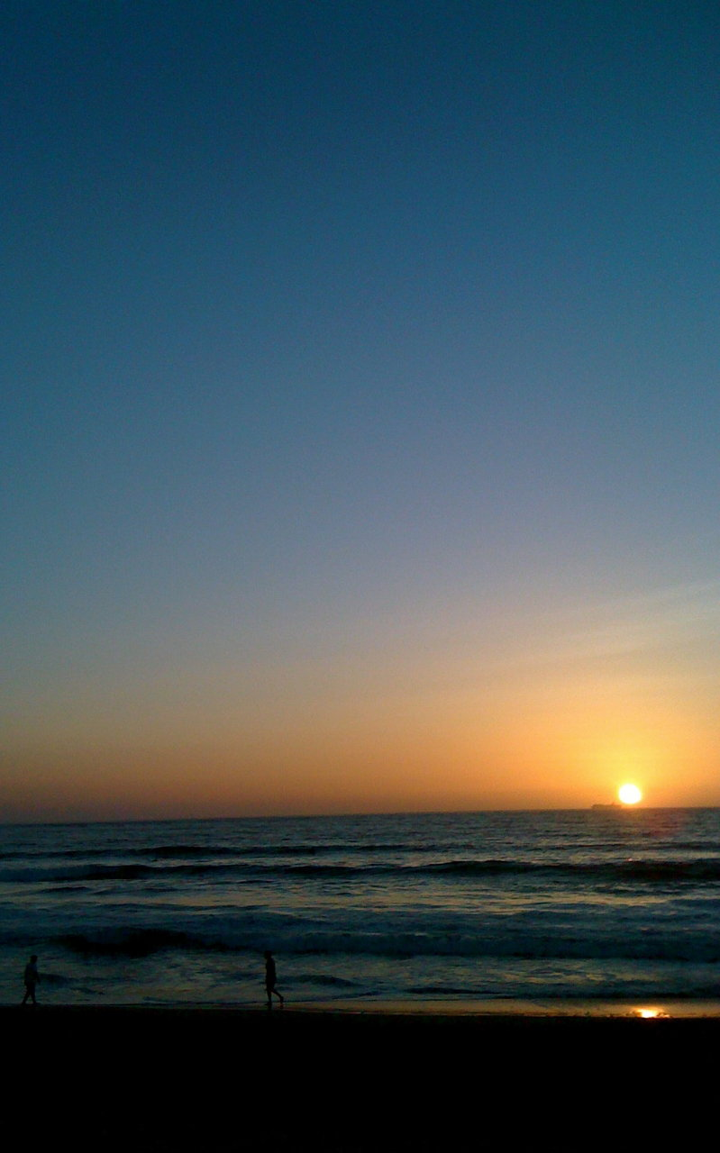 imperial beach sunset (couple) 5