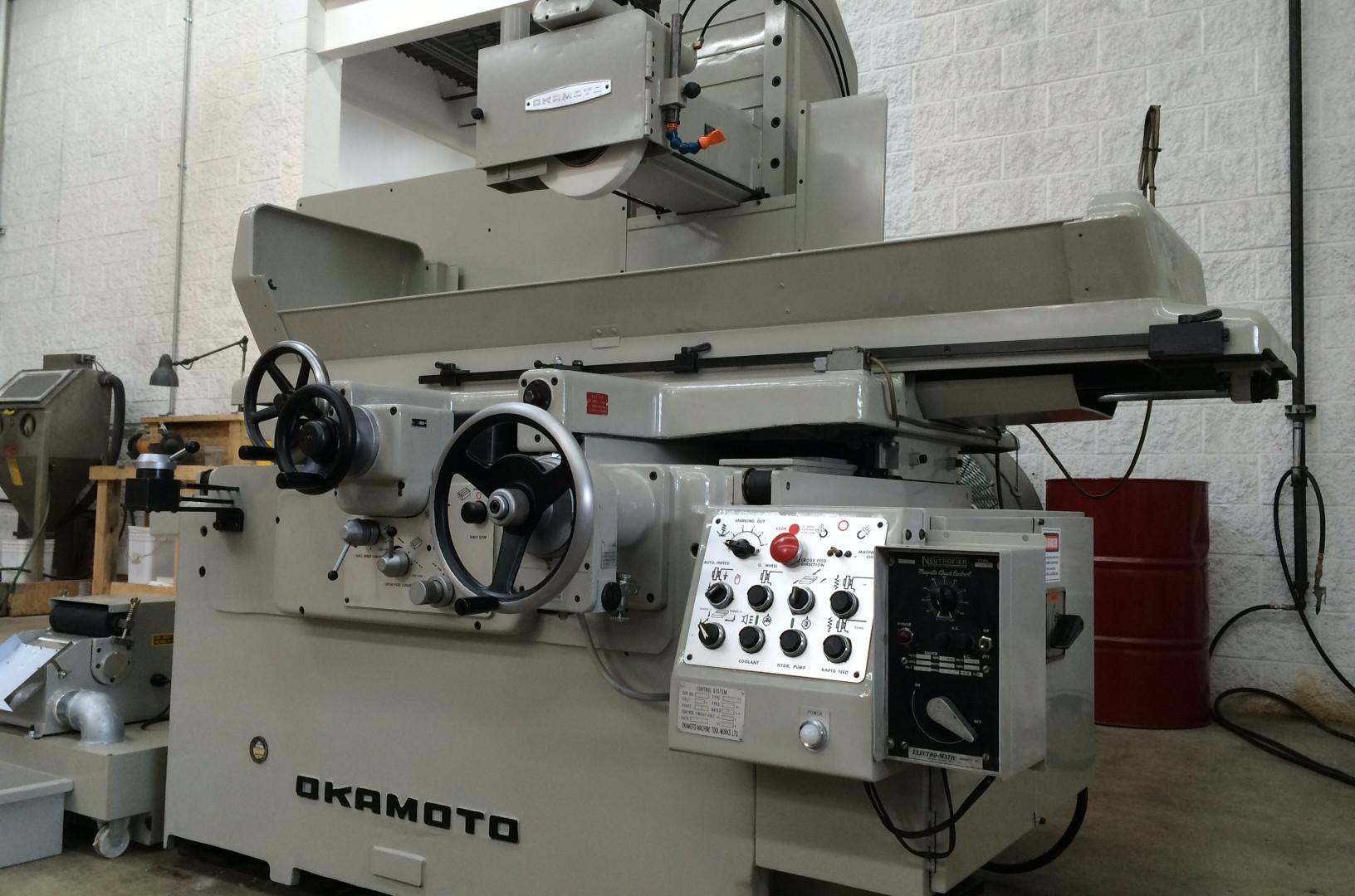 OKAMOTO 16.32UAN Surface Grinder