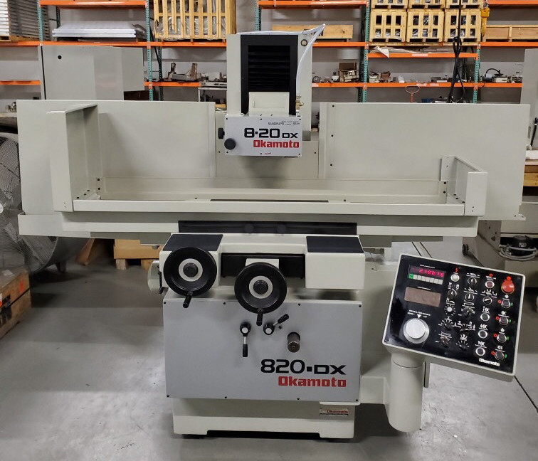 OKAMOTO 8.20DX Automatic Surface Grinder