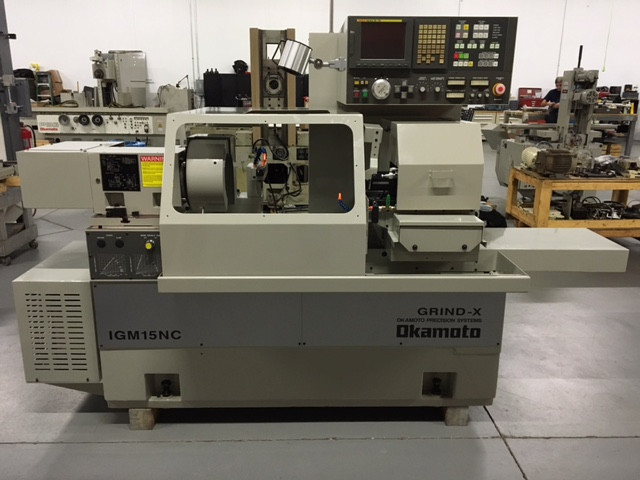 OKAMOTO IGM-15NC Internal Grinder