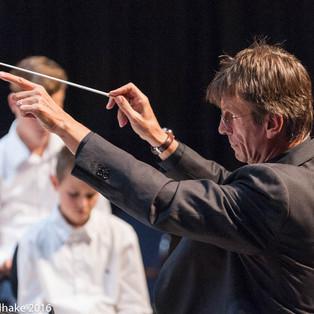 Norbert Groh - Dirigent Foto Christoph H