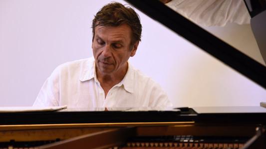 Orchester Werkschau 3: Das Klavierkonzert (Klavier: Norbert Groh)