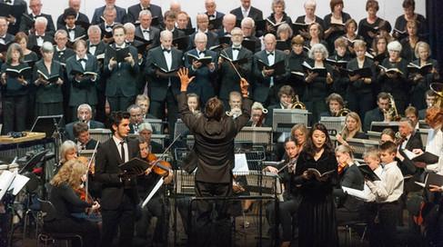 Orchester Werkschau 2: Oper und Gesang