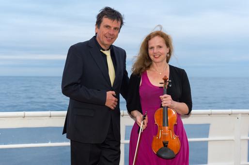 Konzertreise in die Antarktis