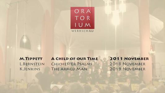Oratorium Werkschau Teil 4