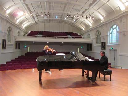 Melba Hall - Melbourne