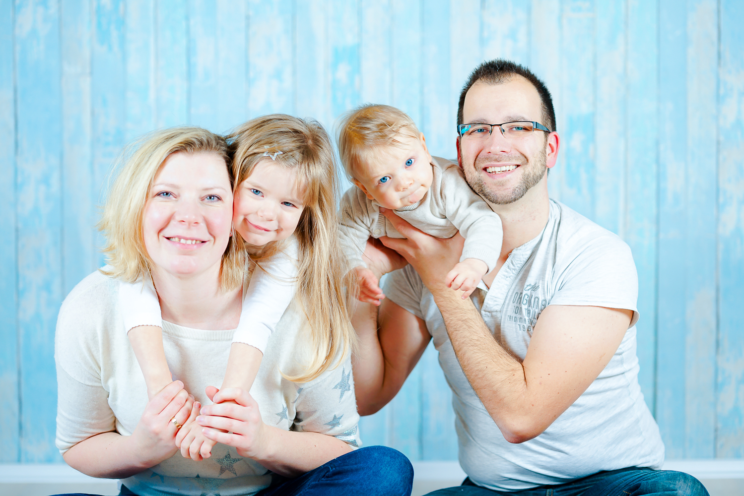 Familienfotografie 1