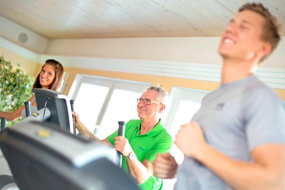 Fitz Fitness Fitness genießen