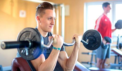 Fitz Fitness Lebensqualität Freude