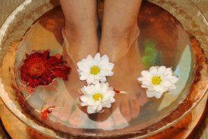 Newest Service: Tibetan Foot Soaks!