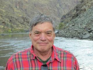 Preremembering Brock Evans, Oregon Conservationist