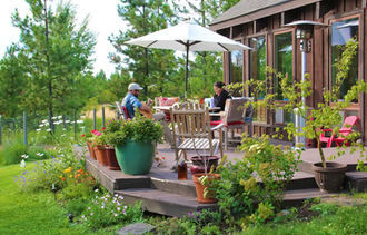 Weston Mountain Lodge Getaway