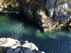 Blue Hole in the Imnaha River