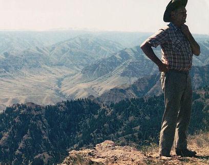 Loren Hughes Hells Canyon - larger versi