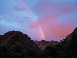 Rainbow in the Imnaha