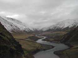 Winter Snake River
