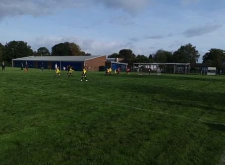 Timperley Villa FC match updates 12th & 13th Sept