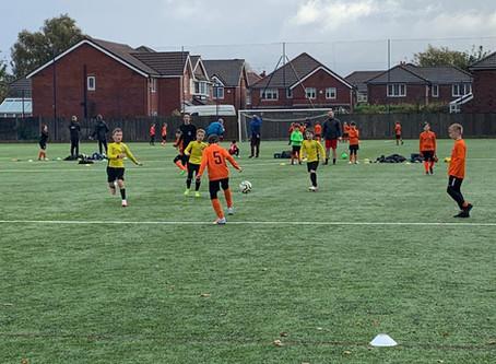 Timperley Villa Match update 10th & 11th October