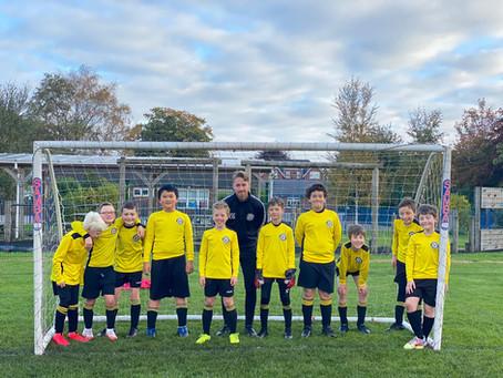 Timperley Villa Match updates 17th & 18th October
