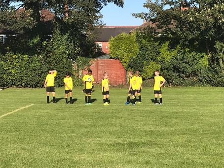 Timperley Villa FAC Match updates 5th & 6th October